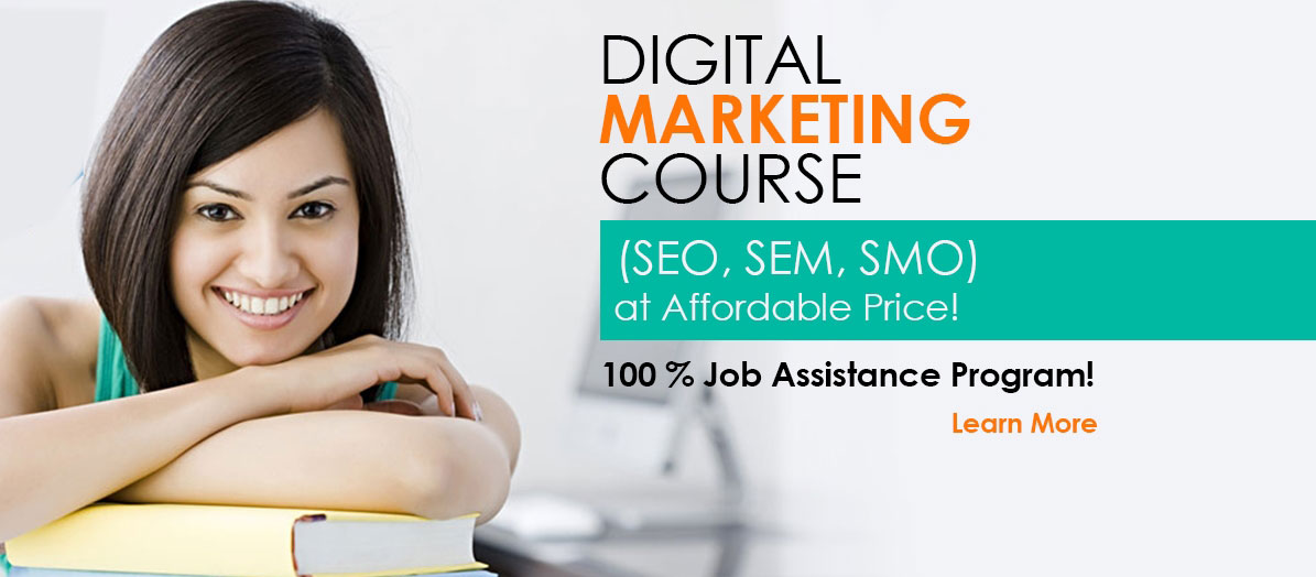 Best Digital Marketing Course | SEO Course | SEM Course | SMM Course